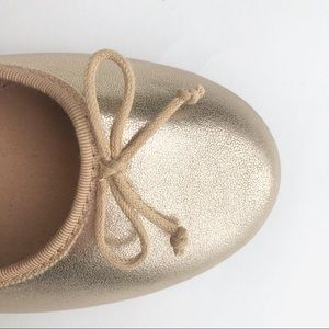 Gold Ballet Flats Old Navy Shoes